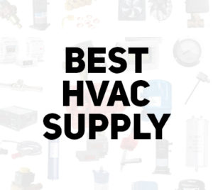 best hvac supply